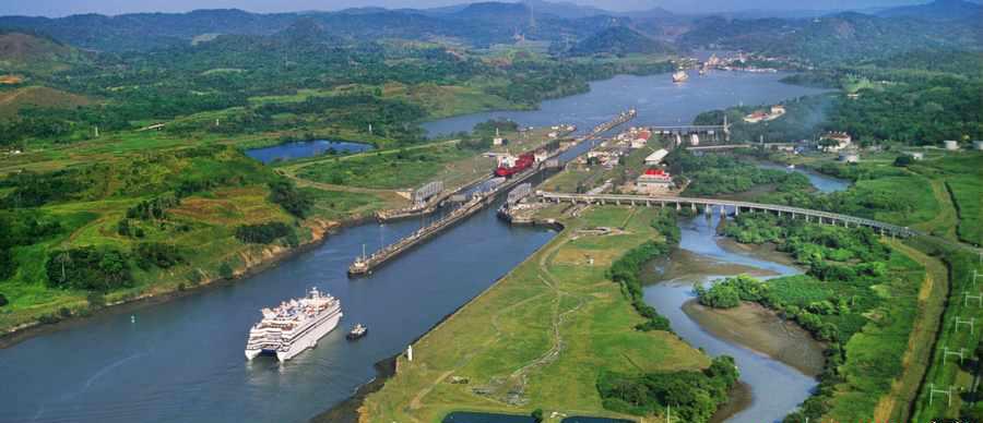 درباره کانال پاناما چه می دانید ؟