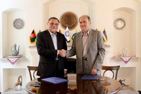 دانشگاه تهران با کشورهای عضو اکو تفاهم نامه امضاء کرد