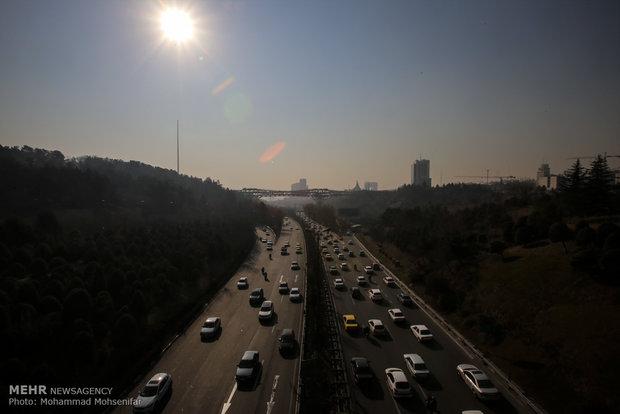 هوای تهران خنک تر میشود
