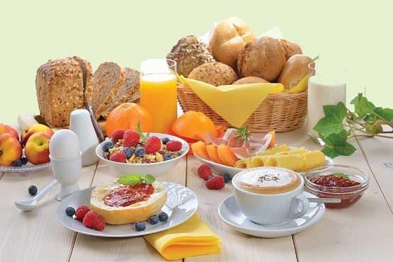 صبحانه را مفصل بخورید تا لاغر بمانید