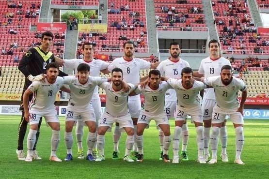 تیم ملی صاحب بهترین جایگاه در ۱۱ سال گذشته میشود