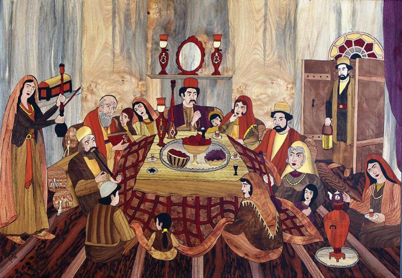 نگاهی به آیین یلدا در تاریخ ایران باستان
