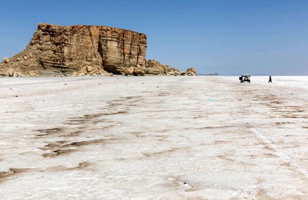 دریاچه ارومیه و وضعیت نرمال نزدیک شده