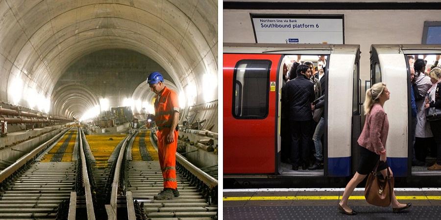 طولانی ترین تونل های دنیا