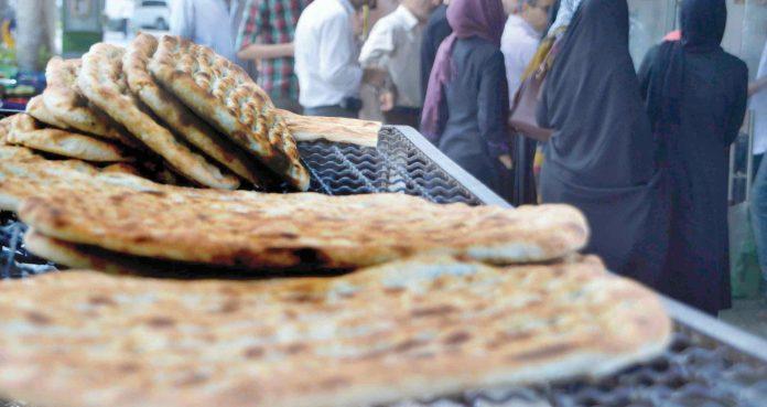 ایرانیها شش برابر میانگین جهانی نان میخورند