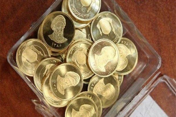 قیمت سکه ارزانتر شد
