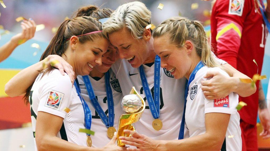 آمریکا برای چهارمین بار قهرمان جام جهانی زنان شد