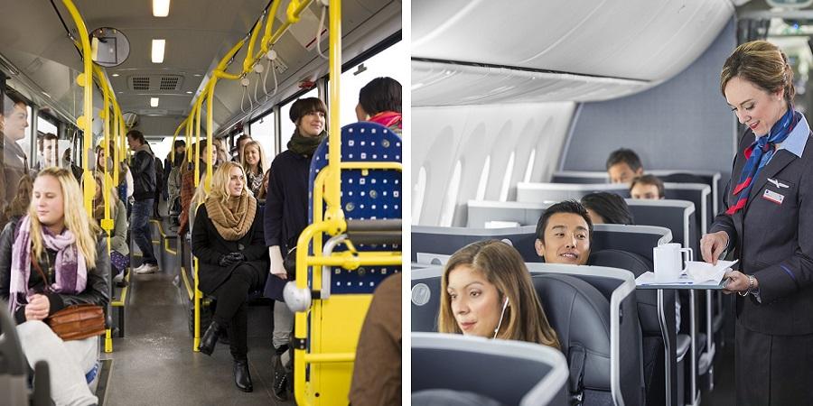 امن ترین صندلی وسایل نقلیه کجا است؟