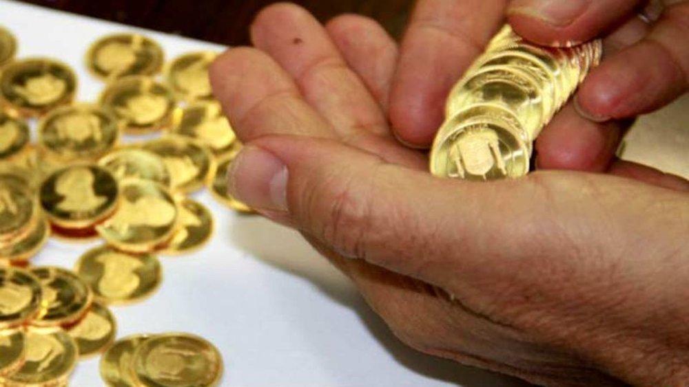کاهش قیمت طلا در بازار تهران
