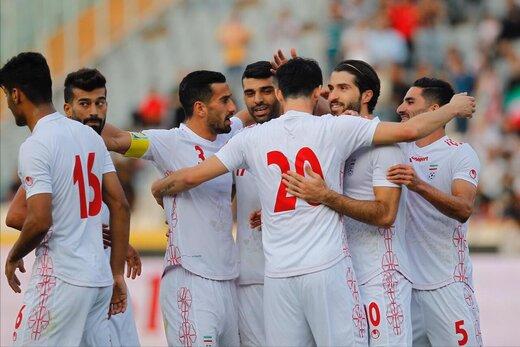 ۶ پله سقوط فوتبال ایران در رنکینگ فیفا