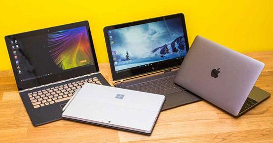 بهترین لپ تاپ های بازار