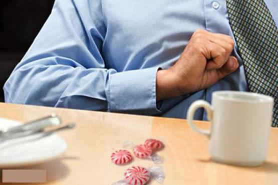 رفلاکس معده را در خانه درمان کنید