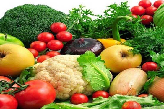 ۸ سبزی قرمز را فراموش نکنید