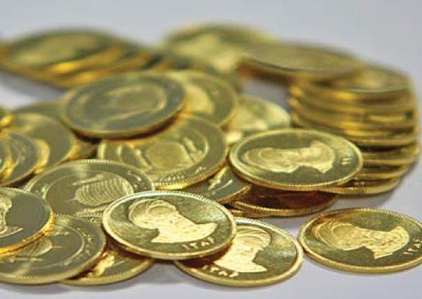 کاهش ۴۰۰ هزار تومانی قیمت سکه در یک هفته