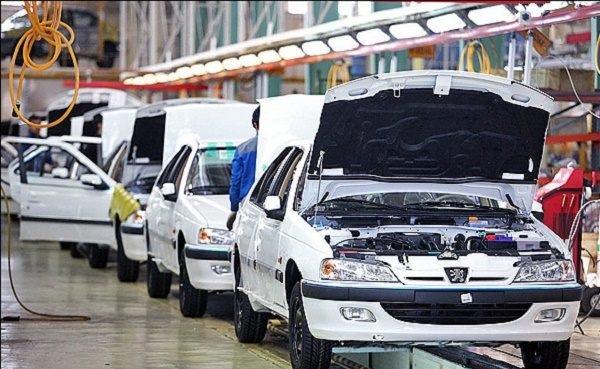 قیمت خودروهای سواری در کارخانه و بازار