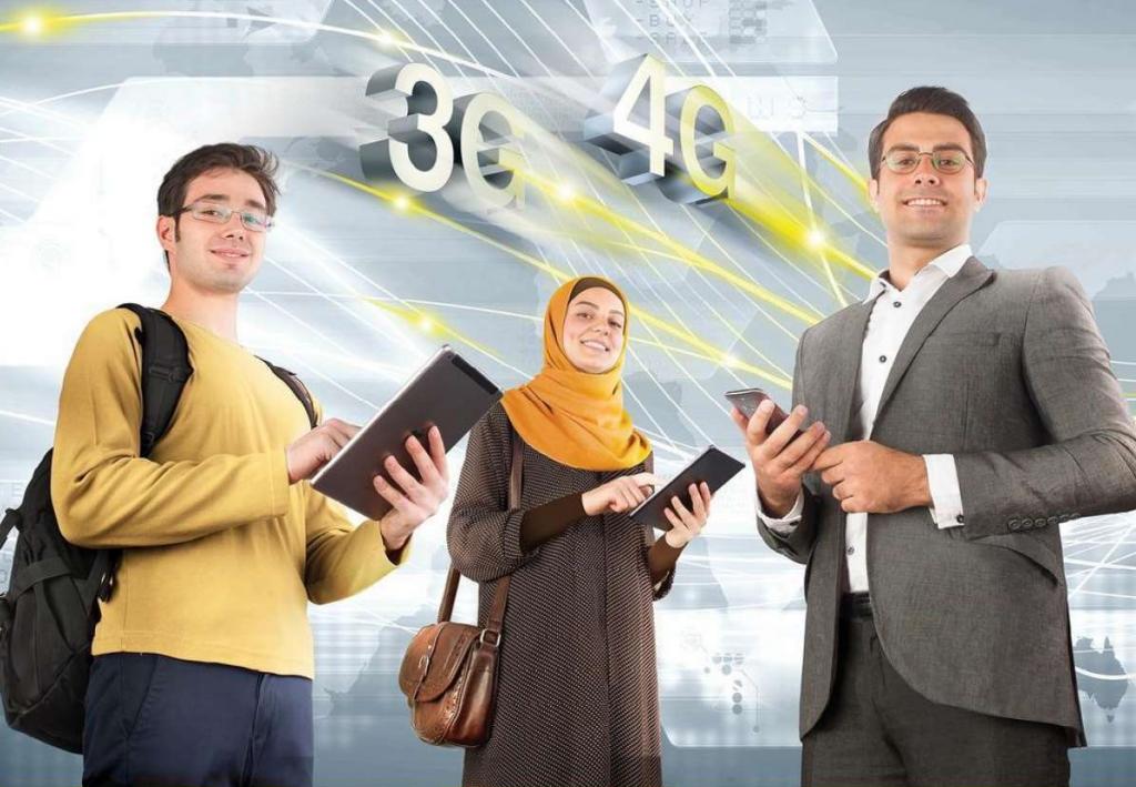 سیر نزولی سرعت اینترنت ایران