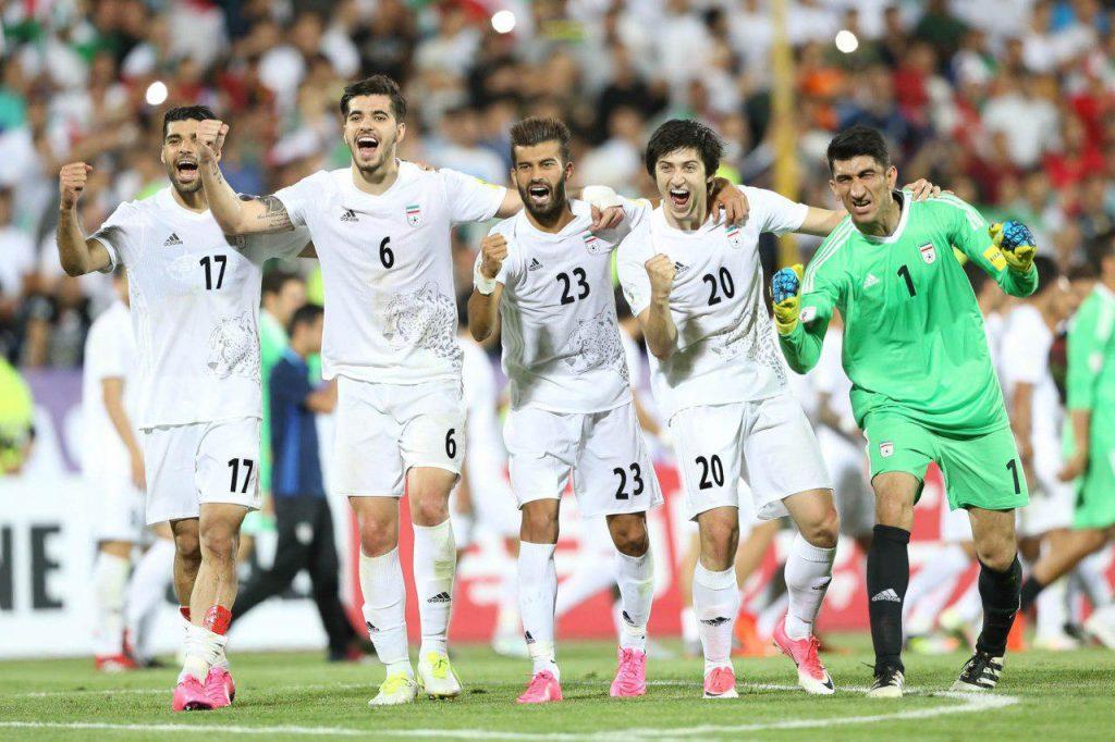 تیم ملی فوتبال ایران در رده ۲۳ جهان و اول آسیا