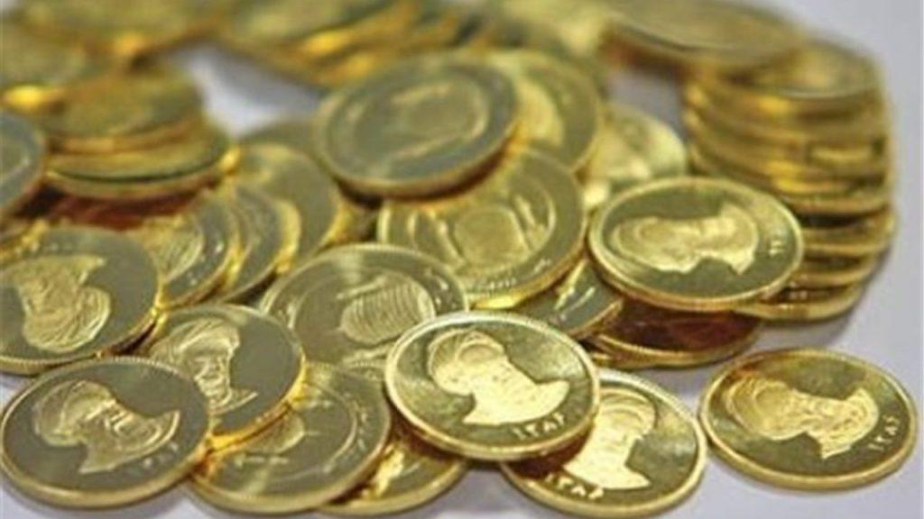 قیمت سکه طرح جدید ۱۱ دی ۱۳۹۹