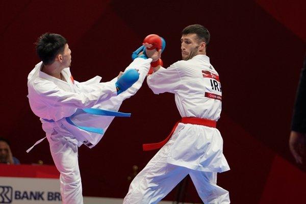 نتایج درخشان تیم ملی کاراته ایران