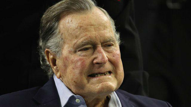 جرج دبلیو بوش؛ رییس جمهور ایالات متحده، در سن ۹۴ سالگی درگذشت
