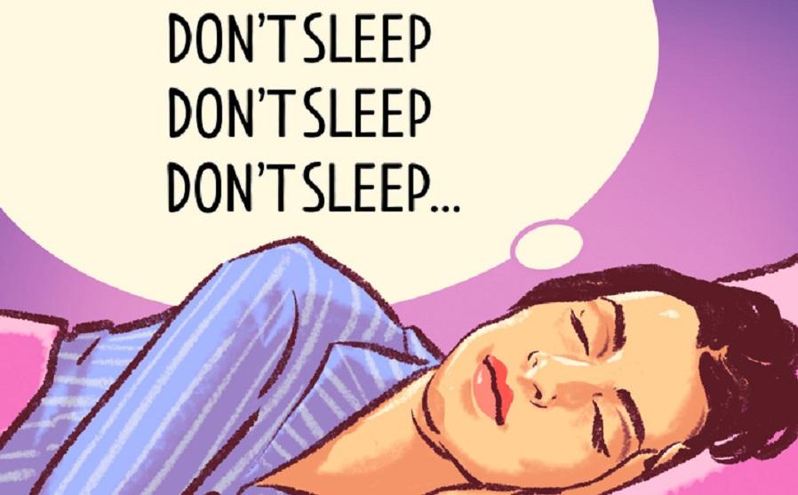 چگونه بی خوابی را درمان کنیم؟