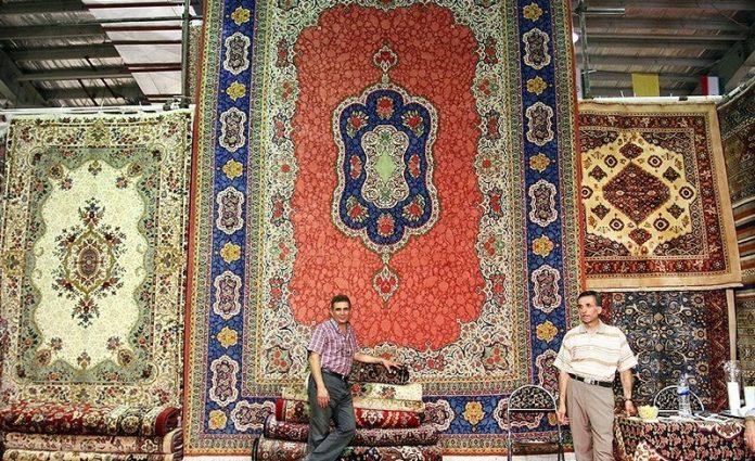 صادرات فرش دستباف ایران
