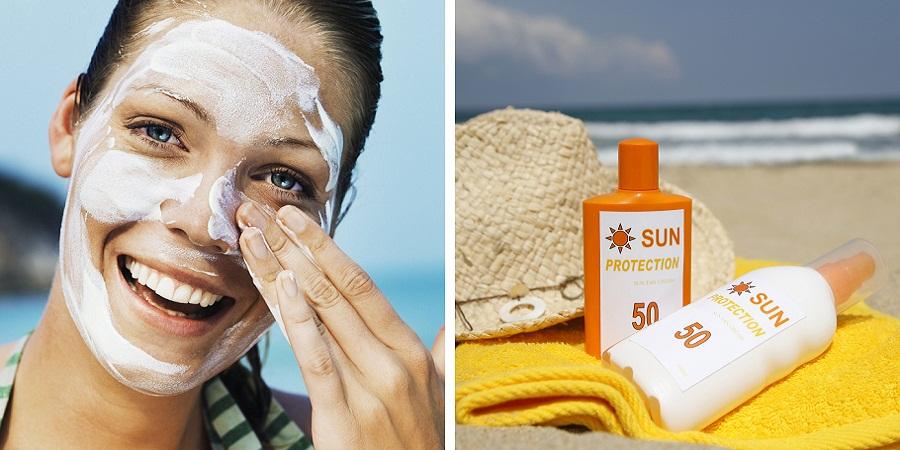 اشتباهات رایج در استفاده از کرم ضد آفتاب