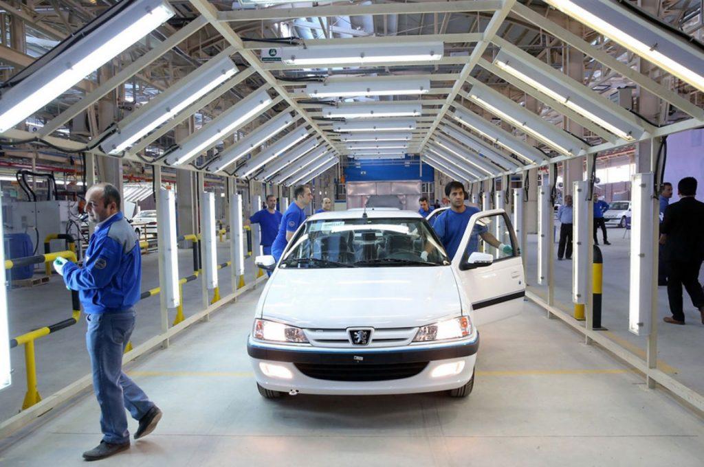 کاهش ۲ تا ۱۱ میلیونی قیمت خودروهای داخلی در بازار