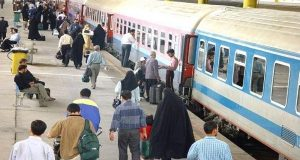 حمل و نقل ریلی-قطار