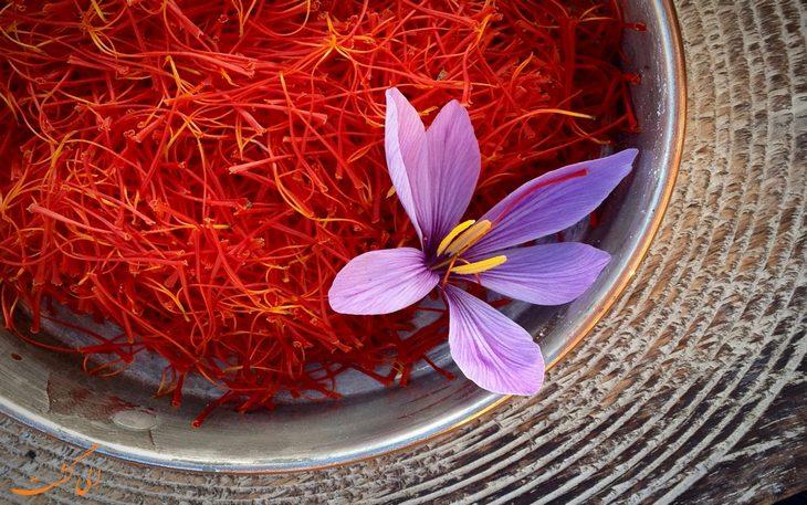 گران قیمت ترین مواد غذایی دنیا زعفران