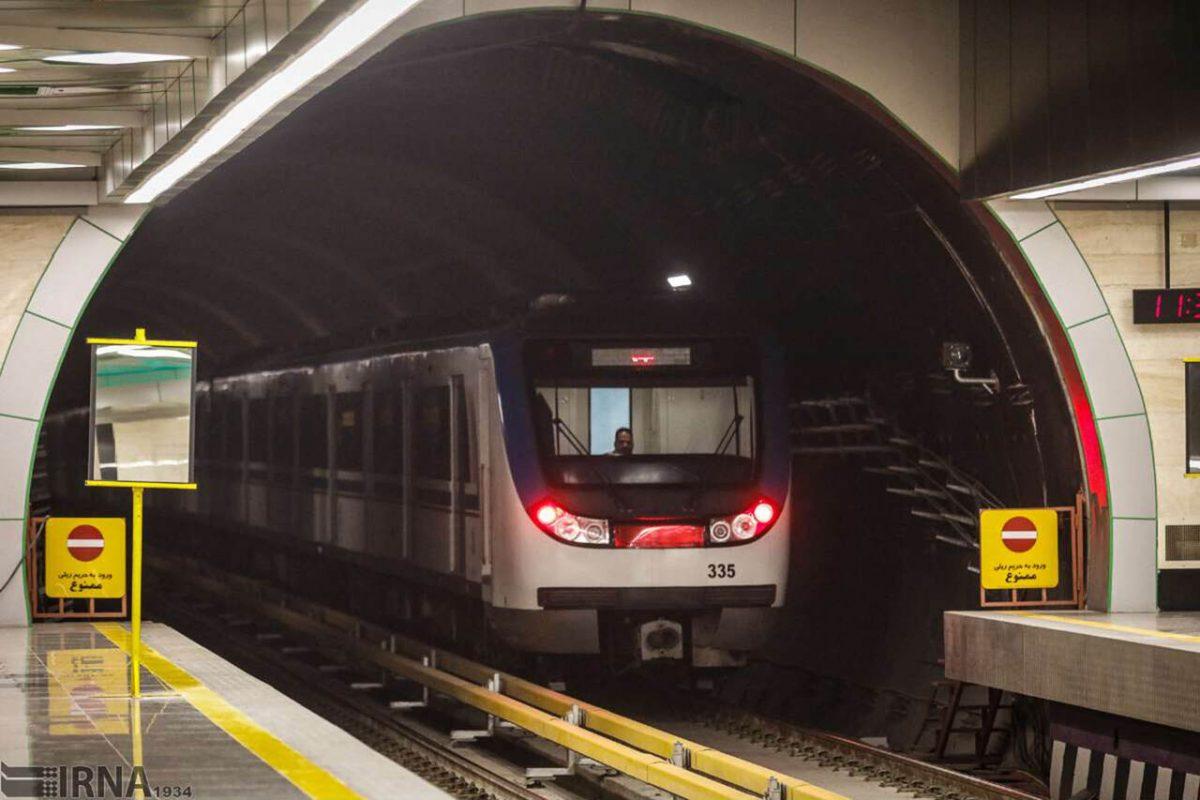 زمان بهره برداری از مترو تهران- پرند اعلام شد