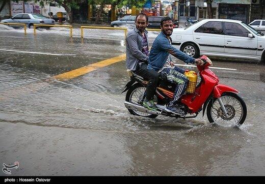 بارندگی- بارش- هواشناسی