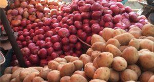 سیب زمینی- پیاز