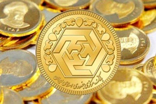 قیمت سکه در مرز 12 میلیون تومان