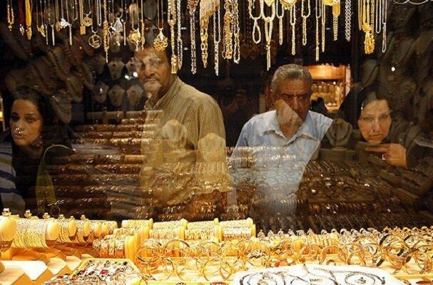 روند قیمت طلا