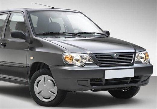 قیمت خودرو پراید- سایپا
