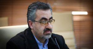 کیانوش جهانپور-رئیس کمیته اطلاع رسانی قرارگاه مقابله با کروناویروس وزارت بهداشت