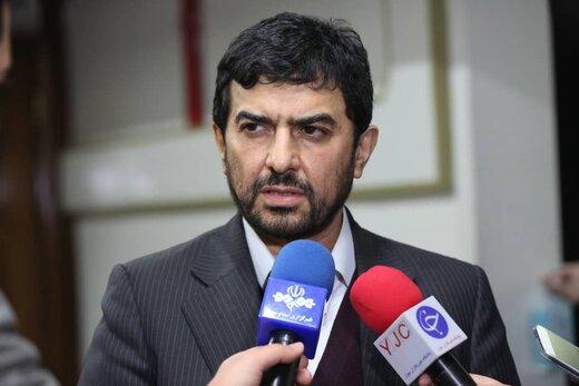 مدرس_خیابانی- سرپرست وزارت صمت