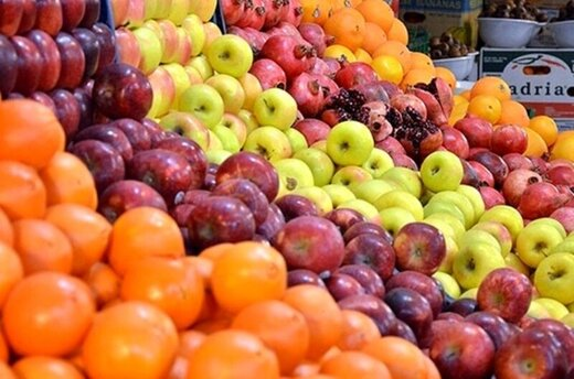 قیمت میوه و تره بار