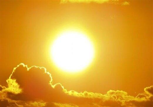 اکثر مناطق کشور گرم میشود