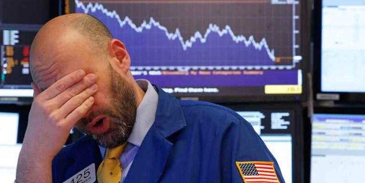 بورس وال استریت- سقوط بازار بورس