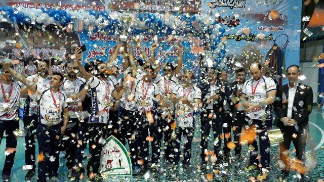 والیبال-نشسته-ایران