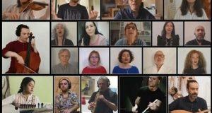 پیام سعدی به جهان کرونازده با هنرمندان ۱۱ کشور، شنیدنی و دیدنی شد
