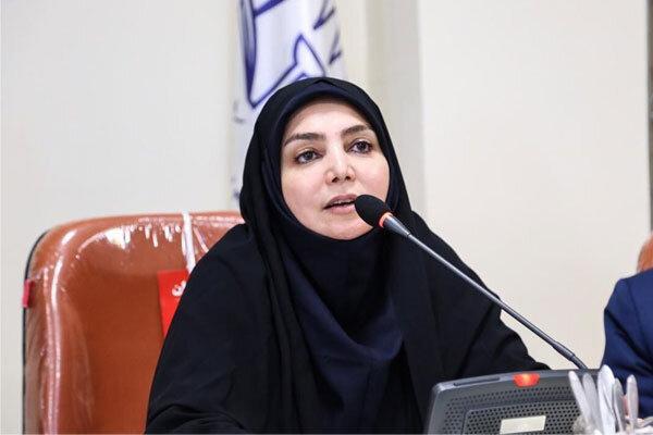 سیما سادات لاری- سخنگوی وزارت بهداشت
