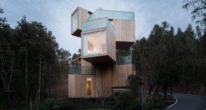 ۸ خانه با معماری عجیب و غریب