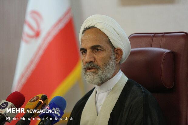 حجت الاسلام والمسلمین درویشیان- رئیس سازمان بازرسی کل کشور
