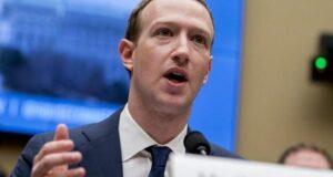 مدیرعامل فیسبوک- مارک زاکر برگ