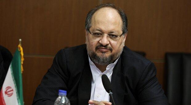 وزیر تعاون کار و رفاه اجتماعی، محمد شریعتمداری