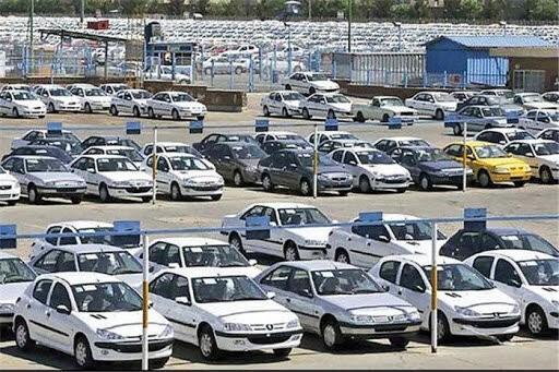 بازار خرید و فروش خودروهای داخلی