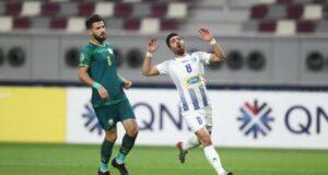 تساوی تیم فوتبال استقلال برابر الشرطه عراق